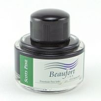 Scots Pine - Beaufort fountain pen ink. 45ml